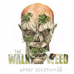 Camiseta The Walking Weed - Sion AR