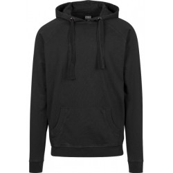 Sweatshirt Washed Terry Hoody